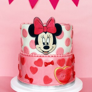 LE DOUX FRUIT PATISSERIES ARTISANALES _ MINNIE CAKE