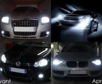 Pack Headlights Xenon effect bulbs for Suzuki Grand Vitara