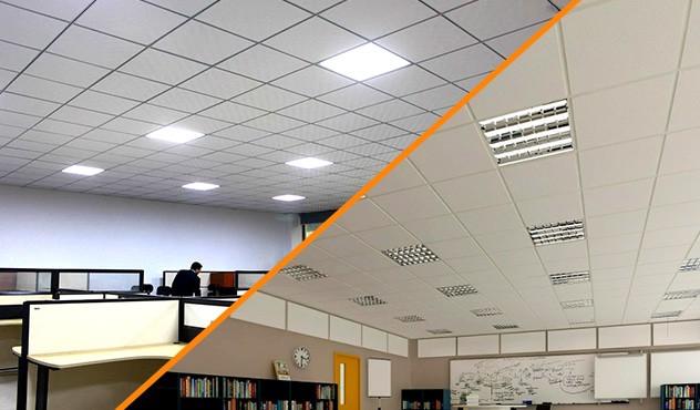 Como os Painéis LED Revolucionaram a Iluminação
