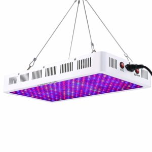 Growstar Review - 1000W Optical Lens (Full Spectrum) - LED Grow Light Review