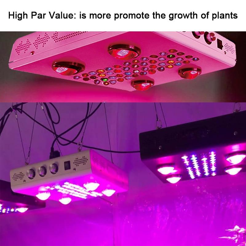 Cob Led Grow Light 600w Panel Led Plant Lights