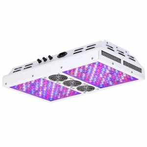 Viparspectra LED Review - Dimmable Series PAR700 700W (Full Spectrum) - Grow Light Review
