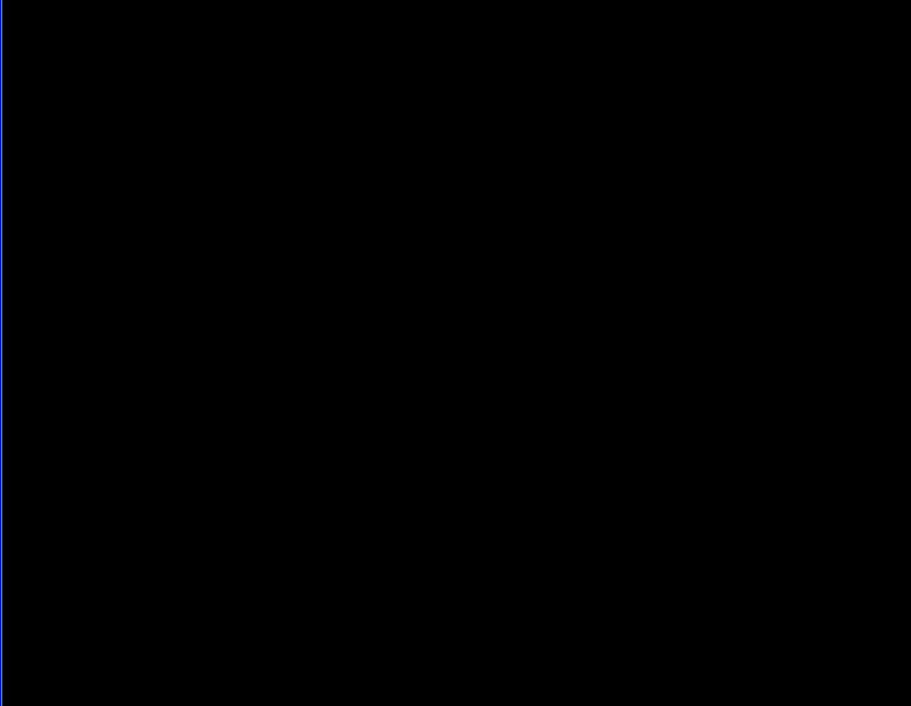 Pure Black Test Screen