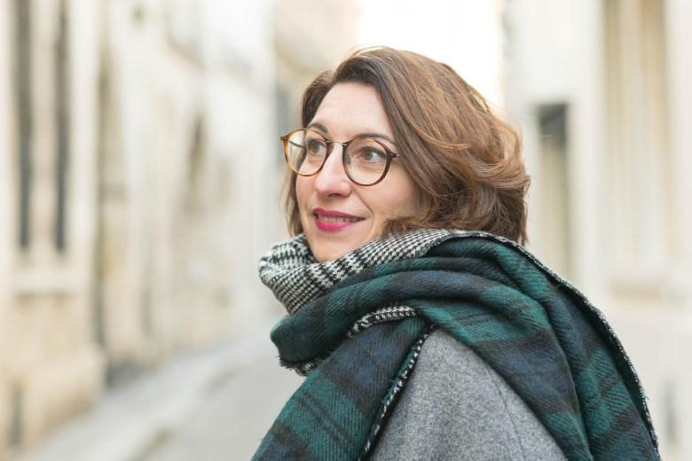 paris, blog, mode, fashion, vert bouteille, jupe velours, blogueuse, gris, tote bag, fait maison, fait main