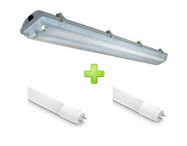 Industriele LED TL armaturen IP65 waterdicht  Ledsstore