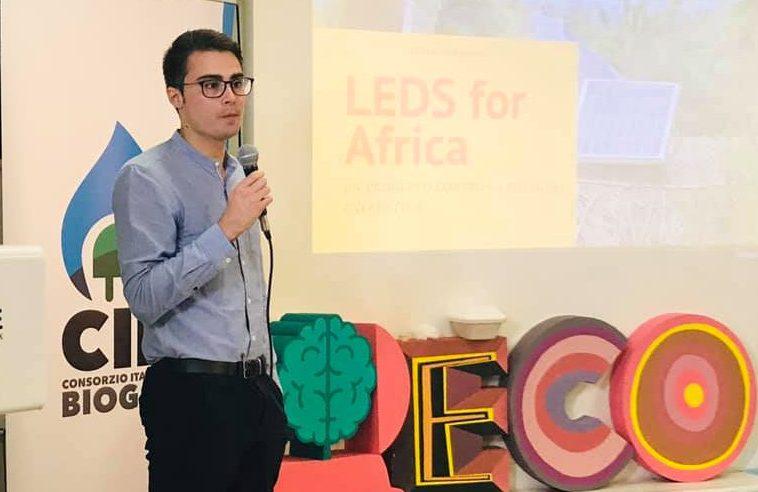 LEDS for Africa: Presentazione ad EcoFuturo 2019