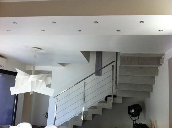 Spot led encastrable plafond cuisine best luminaire faux plafond offres spciales spot led - Spot led cuisine ...