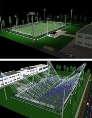 Best Lighting Design for Football Field (2019)