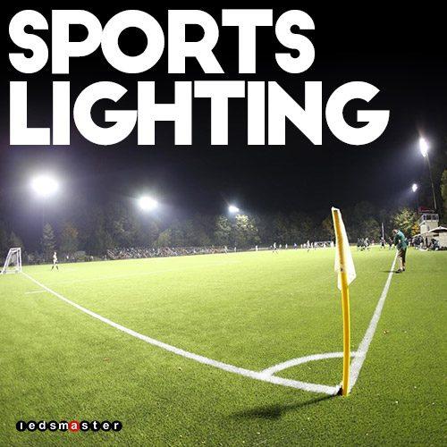 led sports lights outdoor sport field