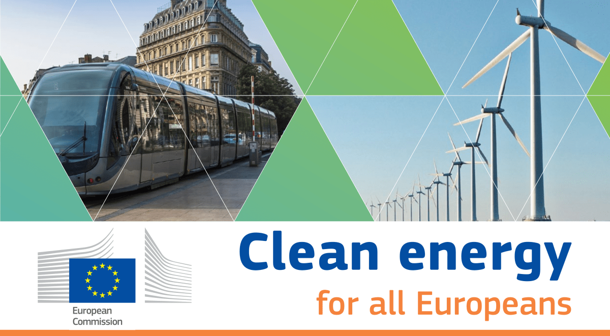 Clean energy for all Europeans - cover