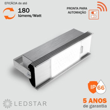 Luminária externa LED Top Light