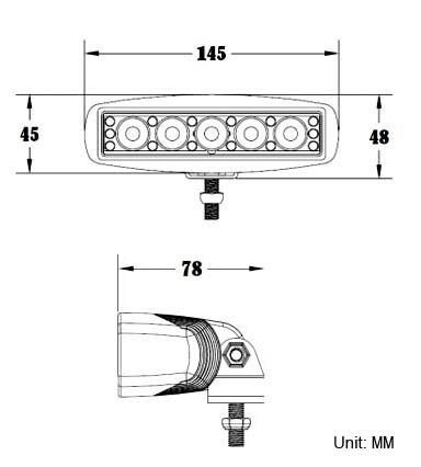 9 Watt Led Lights 200 Watt LED Lights Wiring Diagram ~ Odicis