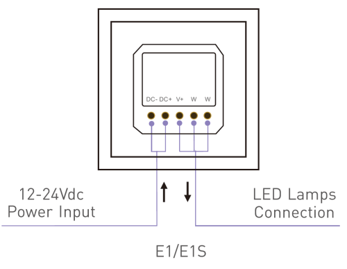 small resolution of  dimensions e1s wiring connection