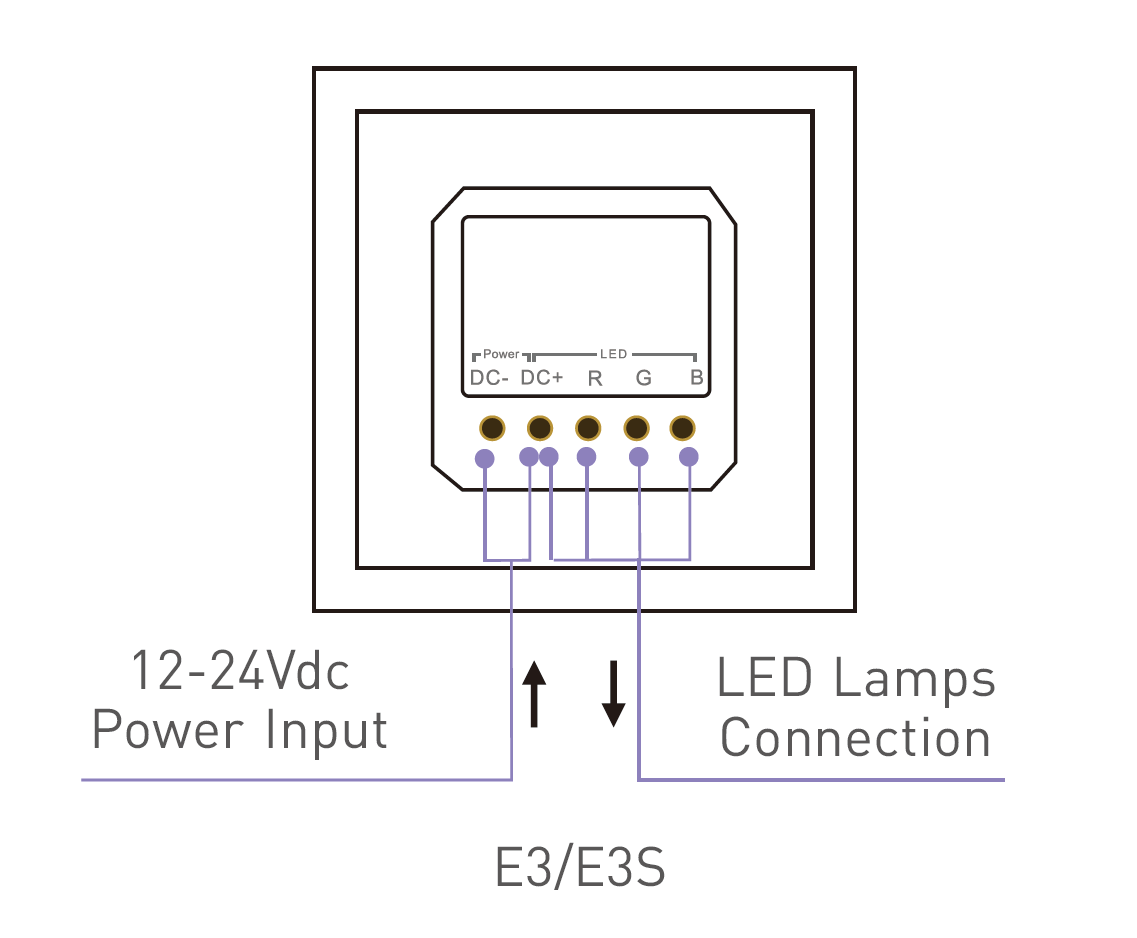 hight resolution of  connection ltech e3 wiring diagram