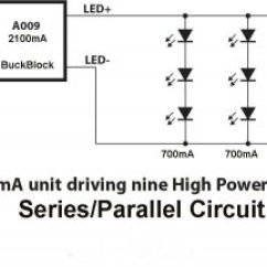 Wiring Diagram For Led Lights Home Symbols Leds Correctly Series Parallel Circuits Explained Circuit