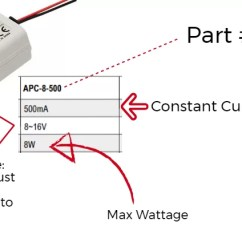 Dali Led Driver Wiring Diagram Hunter 44905 Thermostat Drivers Constant Current Vs Voltage Ledsupply Blog These Vary The Along An Electronic Circuit Which Allows To Remain Throughout System