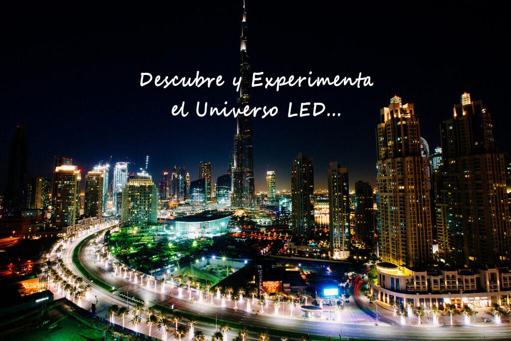 Iluminacin Lmparas y Luminarias LED en Rosario  Santa