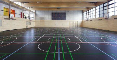 iluminacion led para estadios deportivos