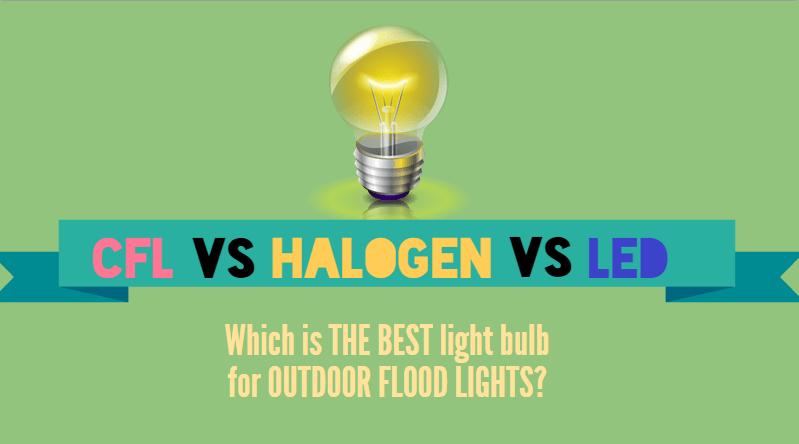 Best Outdoor Led Flood Light Fixtures