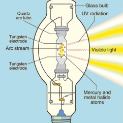 150 Watt Hps Ballast Wiring Diagram Honda Civic Harness High Pressure Sodium Light Metal Halide ...