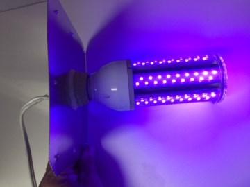 AC Handler Blue Light