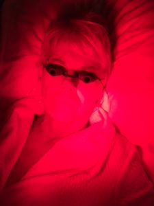 Red Light Anti Aging Therapy