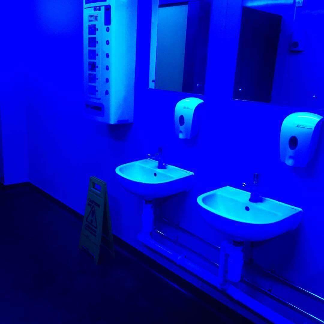 Blue Light Deter Drugs Kill Bacteria Led Wellness Lighting