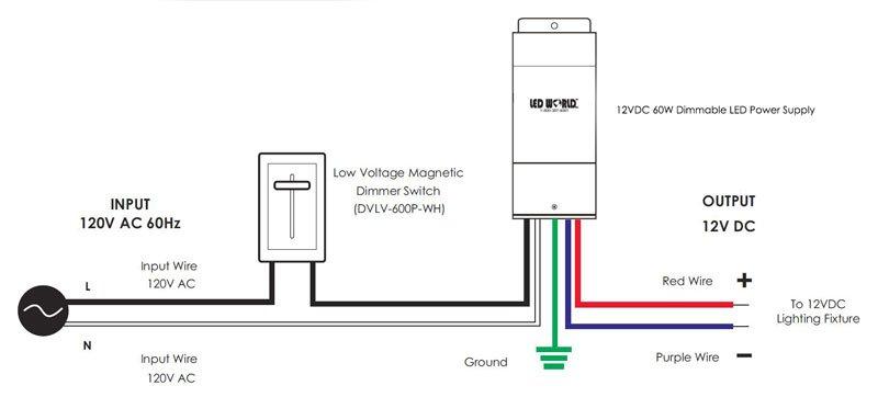 Beautiful 120v Led Wiring Diagram Ideas - Schematic Diagram Series ...