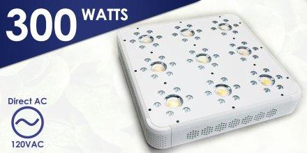300W LED Grow light panel