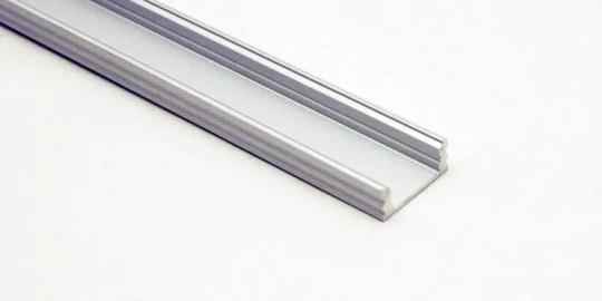 Aluminium Standard channel AC-1707