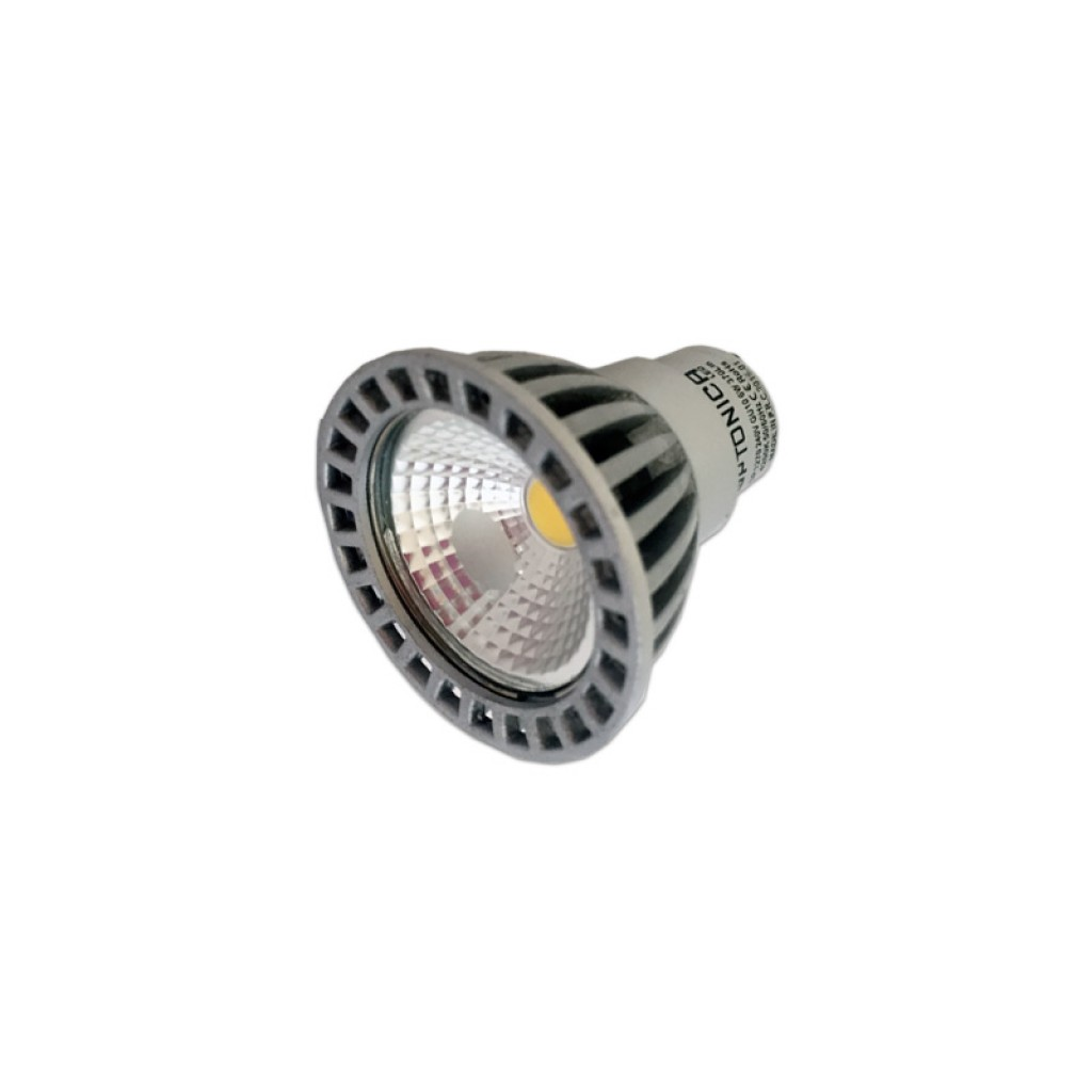 Dicroica LED 6W GU10 Bombilla luz neutra o fra