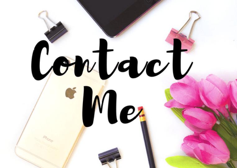 Contact me, Ledyiz