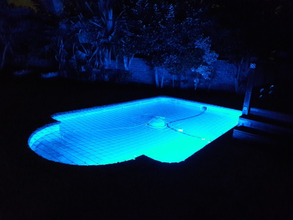The installation tactics for lighting swimming pool with leds are somewhat different, but installed in a similar way like normal pool lights. Led Pool Light Installations