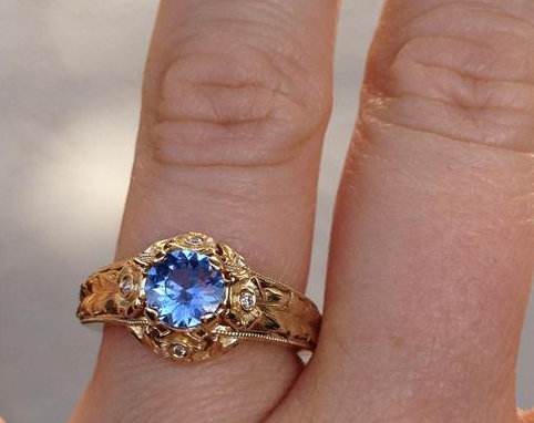 ring from wedding website