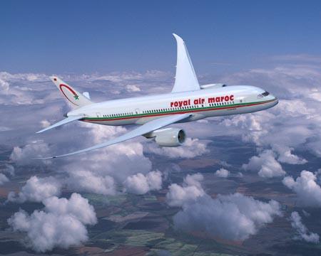Royal Air Maroc, RAM, Morocco, Casablanca