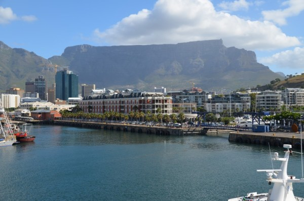 Cape Town, Table Mountain, South Africa