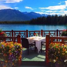 Love Fairmont Jasper Park Lodge