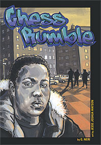 Chess Rumble front cover