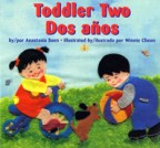 Toddler Two/Dos Años Cover