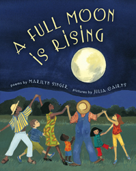 A Full Moon Is Rising Cover