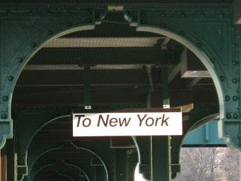 To New York