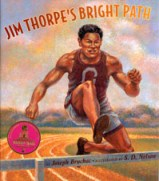 Jim Thorpe's Bright Path