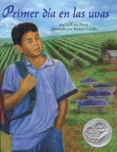 First Day in Grapes Spanish edition cover