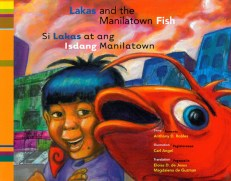 Lakas and the Manilatown Fish cover