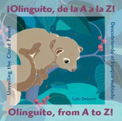 olinguito, from A to Z