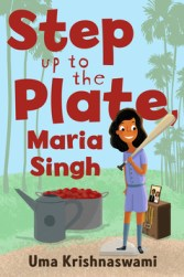 Step Up to the Plate Maria Singh