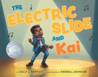 THE ELECTRIC SLIDE AND KAI book cover