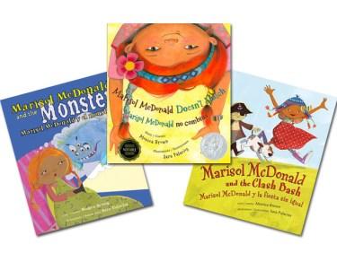 Marisol McDonald series