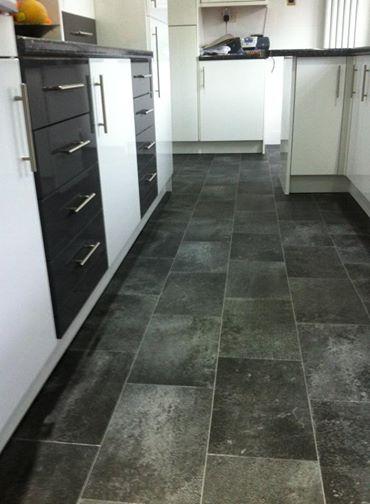 kitchen vinyl flooring best appliances for the money black granite tile