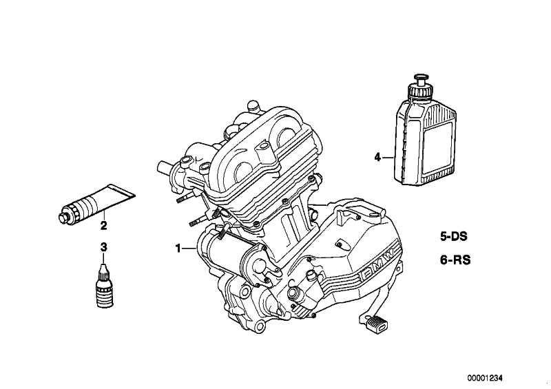 Reparatursatz Inspektion F650GS/GS-DAKAR (11117658311